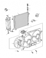 Radiator, Intercooler, Fan & Shroud - Diesel Engines